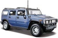 Джип - Hummer H2 SUV - Метална количка - играчка