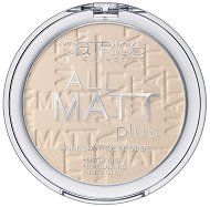 """Catrice All Matt Plus Shine Control Powder - Дълготрайна матираща пудра за лице от серията """"All Matt Plus"""" - фон дьо тен"""