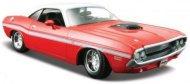 Автомобил - Dodge Challenger R/T Coupe 1970 - Метална количка - играчка