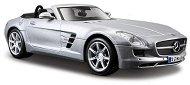 Автомобил - Mercedes-Benz SLS AMG Roadster - Метална количка - играчка