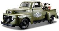 Автомобил с мотор - Ford F-1 - Метални колички -