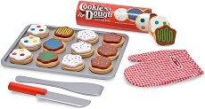 Направи си сладки - Детски дървен комплект -
