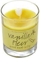 Vanilla Fleur Glass Candle - Свещ в стъклена чаша с масло от ветивер и магнолия -