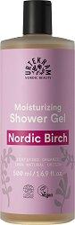 """Хидратиращ душ гел с листа от бреза и хвощ - От серията """"Urtekram Nordic Birch"""" -"""
