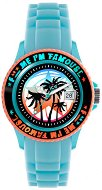"Часовник Ice Watch - F*ck Me I'm Famous - Turquoise Palm - От серията ""F*ck Me I'm Famous"""