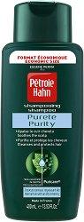 Petrole Hahn Purity Shampoo - Мъжки шампоан за нормална към мазна коса - масло