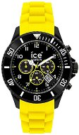 "Часовник Ice Watch - Chrono - Black Sili Yellow CH.BY.B.S.10 - От серията ""Chrono"""