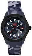 "Часовник Ice Watch - Ice Army - Black Camouflage IA.BK.XL.R.11 - От серията ""Ice Army"""