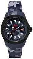 Часовник Ice Watch - Ice Army - Black Camouflage IA.BK.XL.R.11