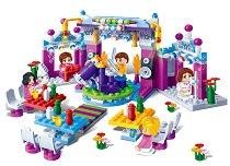 """Нощен клуб - Детски конструктор от серията """"Trendy City"""" -"""