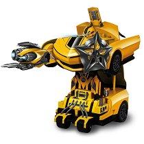 """Трансформър - Autobot Bumblebee с радиоуправление - Играчка от серията """"Трансформърс"""" -"""