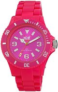 "Часовник Ice Watch - Classic Fluo - Pink CF.PK.U.P.10 - От серията ""Classic Fluo"""