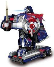 """Трансформър - Autobot Optimus Prime с радиоуправление - Играчка от серията """"Трансформърс"""" -"""