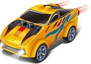 """Автомобил - Детски конструктор от серията """"Race Club"""" -"""