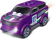 """Автомобил - Детски конструктор от серията """"Race Club"""" - играчка"""