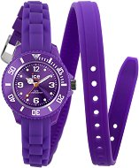 "Часовник Ice Watch - Ice Twist - Purple TW.PE.M.S.12 - От серията ""Ice Twist"""