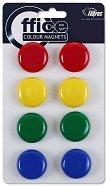 Цветни магнити за бяла дъска