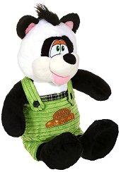 Панда с гащеризон -