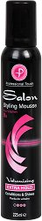 """Professional Touch Salon Styling Mousse Extra Hold - Пяна за коса за обем с екстра силна фиксация от серията """"Salon"""" - пяна"""