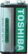 Батерия 9V - Въглерод-Цинкова (6F22U) - 1 брой - батерия