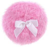 Розово пухче за пудра -