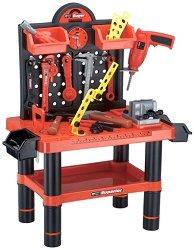 Детска работилница - Bricolage - Комплект с инструменти -