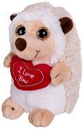 Таралеж със сърце - Плюшена играчка - играчка