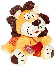 Лъвче - Плюшена играчка -