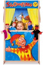 Куклен театър - играчка
