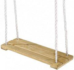 Детска дървена люлка - творчески комплект