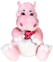 Хипопотам - Плюшена играчка -