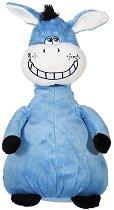 Магаренце - Усмихни се - Плюшена играчка със звуков ефект - играчка