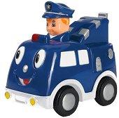 Полицейска кола -