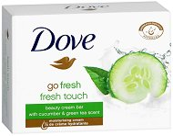 "Dove Go Fresh Fresh Touch Cream Bar - Крем сапун с краставица и зелен чай от серията ""Go Fresh - Fresh Touch"" - продукт"