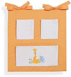 Органайзер за бебешко креватче - Жираф -