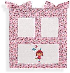 Органайзер за бебешко креватче - Момиченце - продукт