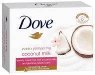 "Dove Purely Pampering Coconut Milk Cream Bar - Крем сапун от серията ""Purely Pampering"" - фон дьо тен"