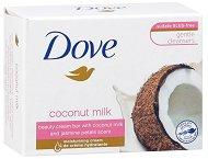 Dove Purely Pampering Coconut Milk Cream Bar - боя