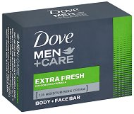 "Dove Men+Care Extra Fresh Body & Face Bar - Крем сапун за мъже от серията ""Men+Care Extra Fresh"" - душ гел"