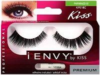 """Мигли от естествен косъм - Paparazzi 02 - От серията """"Kiss i-Envy"""" -"""