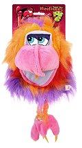 Папагалче - Кива - Плюшена играчка със звукови ефекти -