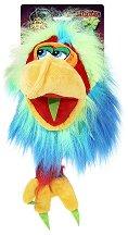 Папагалче - Трън - Плюшена играчка със звукови ефекти -