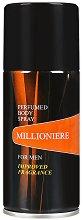 Мъжки парфюм дезодорант - Millioniere - шампоан
