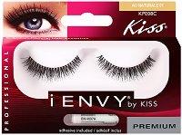 """Мигли от естествен косъм - Au Naturale 01 - От серията """"Kiss i-Envy"""" -"""