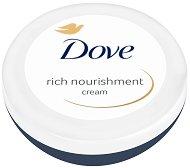 Dove Rich Nourishment Cream - Подхранващ крем за тяло - дамски превръзки