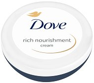 Dove Rich Nourishment Cream - Подхранващ крем за тяло -