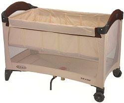 Сгъваемо бебешко легло на две нива - Roll a bed: Gabi -