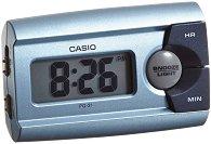 """Настолен часовник Casio - PQ-31-2EF - От серията """"Wake Up Timer"""""""