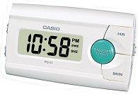 """Настолен часовник Casio - PQ-31-7EF - От серията """"Wake Up Timer"""""""