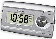 """Настолен часовник Casio - PQ-31-8EF - От серията """"Wake Up Timer"""""""